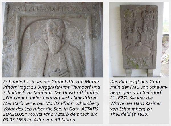 SWOL_Epitaphien Friedhof Theinfeld